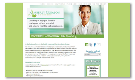 Kimberly Gleason Coaching